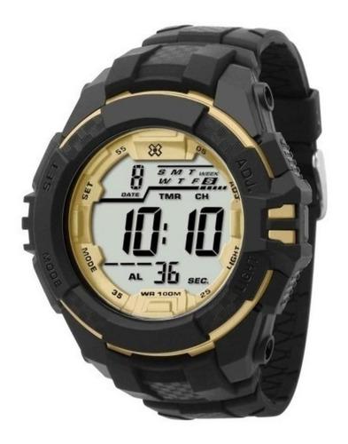 Relógio Digital X Games Xmppd334 Original Esportivo + Nf