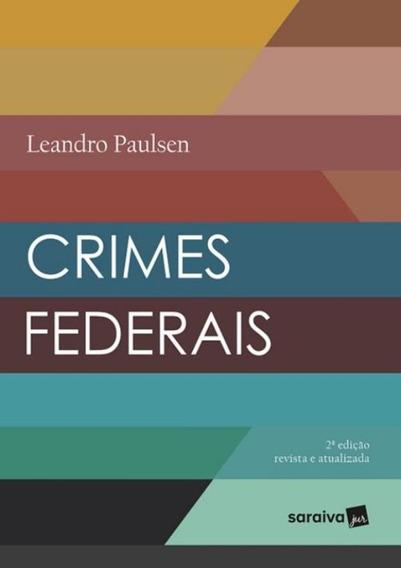 Crimes Federais - 2ª Ed