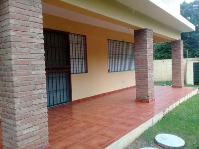 Casa De Renta En Jarabacoa Rmc-145