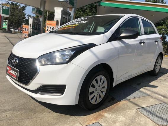 Hyundai Hb20 Hatch 2019 Completo 1.0 Flex Garantia Fábrica