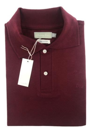 Chomba * C Dior* Polo Pique Puro Algodon Premium New*****