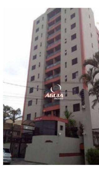 Apartamento Com 3 Dormitórios À Venda, 82 M² Por R$ 370.000,00 - Vila Assunção - Santo André/sp - Ap2209
