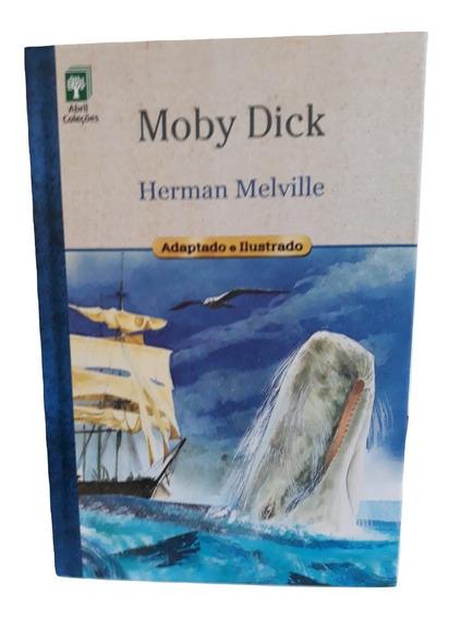 Livro Moby Dick - Herman Melville - Capa Dura - Novo