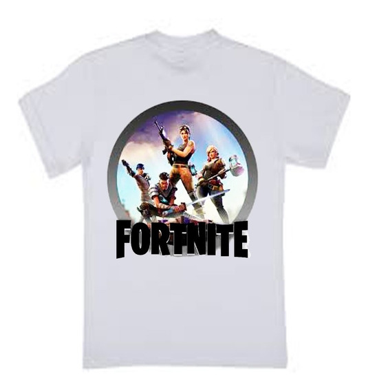 Remera Fortnite -gamers -video Juego