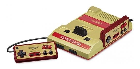 Consola Level Up Retro Play Box 60 Juegos
