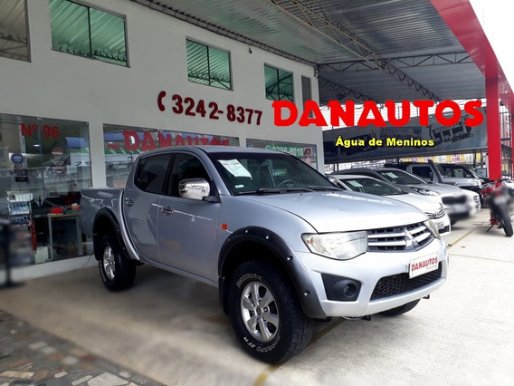 L200 Triton 3.2 Gls 4x4 Cd Manual Diesel 2014