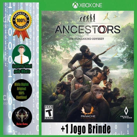 Ancestors The Humankind Odyssey Xbox One Midia Digital +1