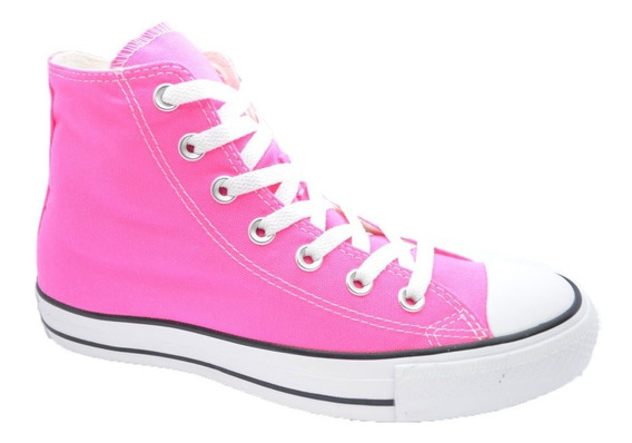 Zapatillas Converse Botitas Chuch Taylor All Star Vs Colores