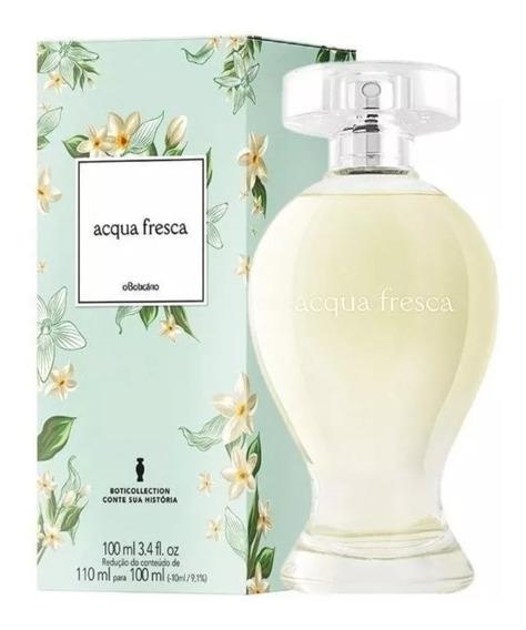 Acqua Fresca Desodorante Colônia Boticollection 100ml
