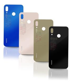 Tapa Trasera Huawei P20 Lite Ane-lx1 Ane-lx3 Con Pegamento