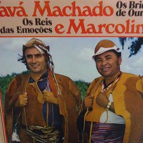 Vavá Machado E Marcolino 1983 Reis Emoções Lp Bridões Ouro