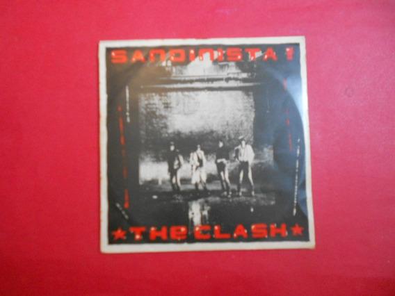 Lp - Álbum Triplo - The Clash - Sandinista !