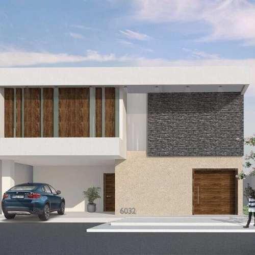 Casa En Venta Nueva En Contry Sur-zona Sur (mvo)