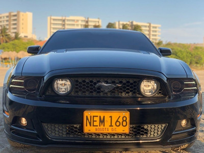 Ford Mustang Gt 5.0 2013