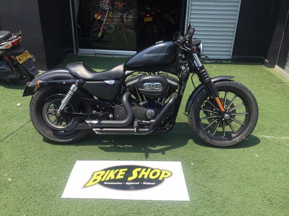 Harley Davidson Xl 883n Iron Modelo 2011