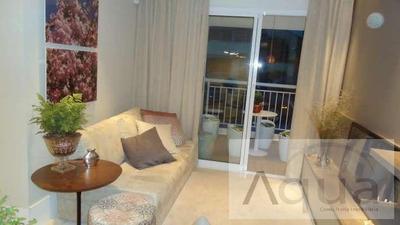 Apartamento Para Venda Em São Caetano Do Sul, Jardim Sao Caetano, 2 Dormitórios, 1 Suíte, 1 Banheiro, 1 Vaga - Sc011