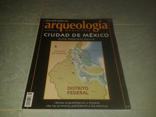 Arqueología Mexicana Edición Especial Ciudad De México
