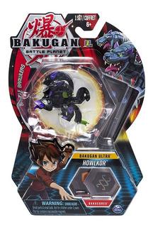 Bakugan Ultra Howlkor Battle Planet Spin Master