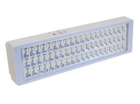 Luz De Emergência Luminária Recarregável 60 Leds Bivolt