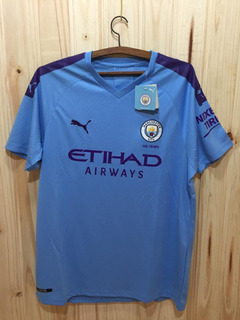 Camisa Manchester City 2019 Oficial