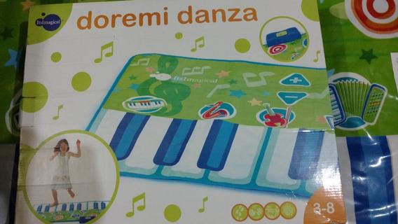 Piano Manta Electrónico Doremi Danza