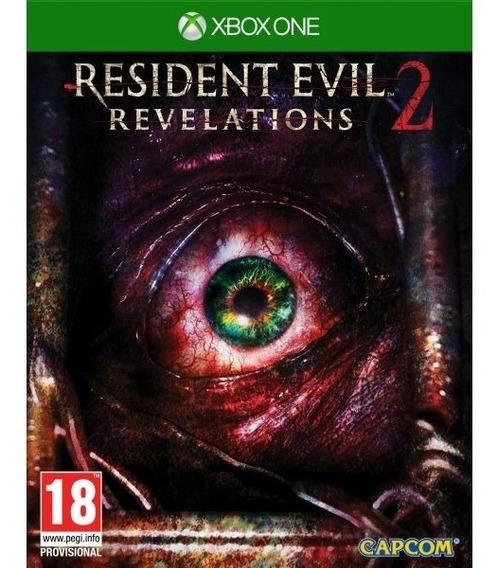 Resident Evil Revelations 2 Lacrado! Loja Física! Sem Juros!