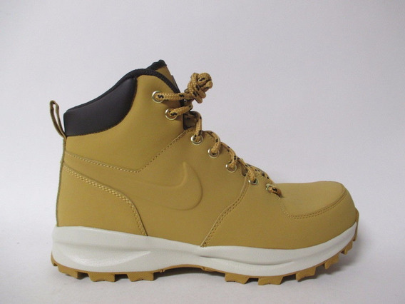 Nike Manoa Leather Boots Haystack Wheat Importación Mariscal