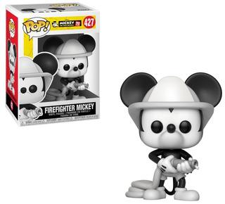 Funko Pop - Mickey 90th - Firefighter Mickey #427 - Nuevo