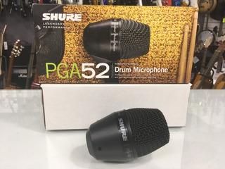 Microfono Bombo Shure Pga 52 Lc Nortvision Tucuman