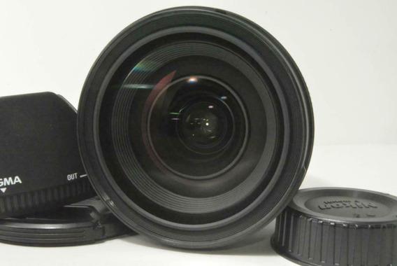 Lente Sigma 24-70mm F/2.8 Nikon