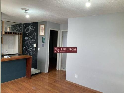 Apartamento À Venda, 41 M² Por R$ 230.000,00 - Jardim Leblon - Guarulhos/sp - Ap5090
