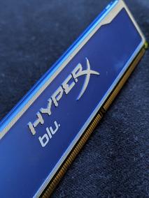 Memória Ram 4gb Ddr3 Kingston Hyperx
