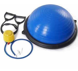 Bosu Media Pelota Ball 65 Cmts + Regalo 2 Ligas + Inflador