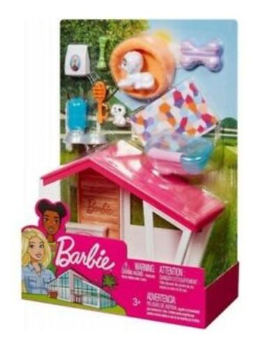 Barbie Muñeca Muebles Y Accesorios De Juego Mattel Original