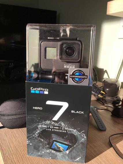 Câmera Gopro Hero 7 Black W/aquasuit E TriPod