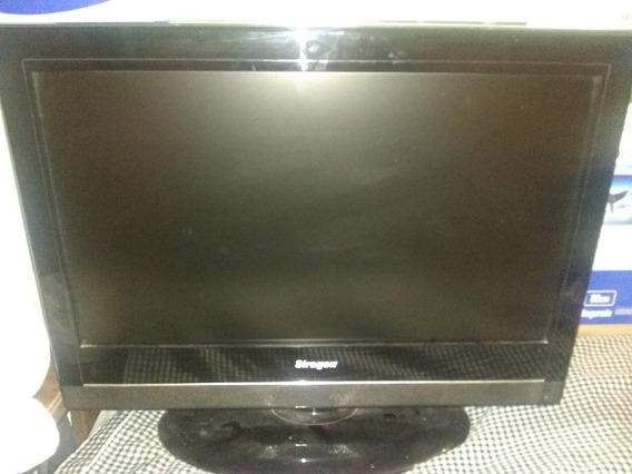 Tv Siragon 23! Con Dvd Incorporado Para Reparar