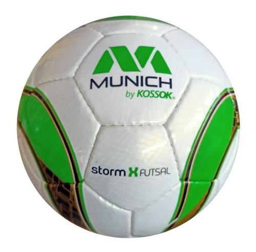 Imagen 1 de 6 de Pelota Futbol Munich Storm X Futsal Medio Pique Múnich