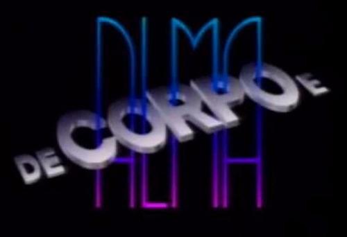 De Corpo E Alma, Novelas Em Dvd Completas, Ótima Qualidade