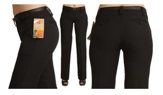 Pantalones Tela De Moda Para Mujer Mercadolibre Com Mx