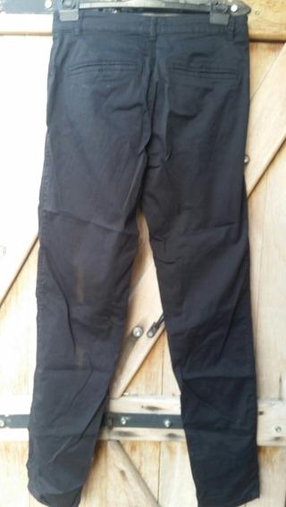 Bershka Pantalon Importado Mujer Nuevo Talle 26/27/28