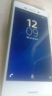 Xperia M4 Aqua Branco E2363