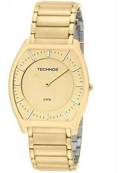 Relógio Technos Feminino Classic Slim Gl20hd/4x