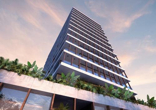 Excelente Departamento 1 Ambiente Divisible En Torre Bamboo - Olivos