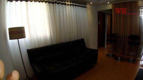 Imagem 1 de 13 de Apartamento À Venda, 50 M² Por R$ 212.000,00 - Alves Dias - São Bernardo Do Campo/sp - Ap3515