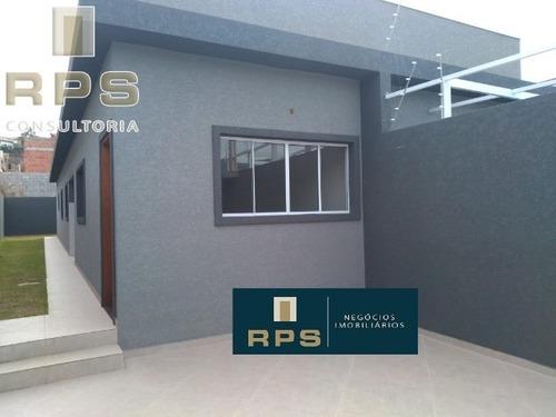 Casa Térrea Para Venda Em Atibaia Sp. Linda Casa Jardim Do Lago Atibaia. - Ca00885 - 69394890