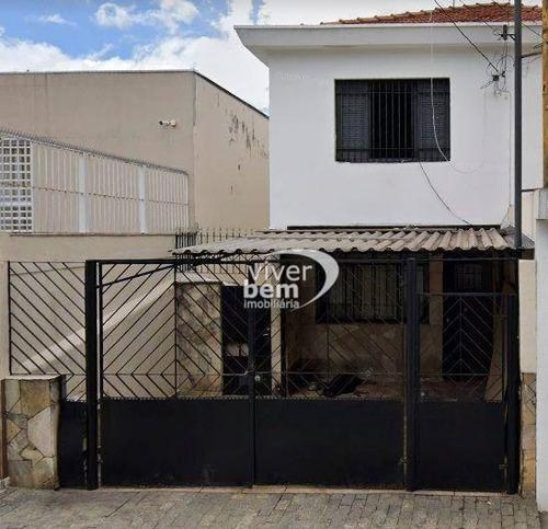 Imagem 1 de 1 de Sobrado Com 2 Dormitórios À Venda, 125 M² Por R$ 480.000,00 - Vila Mafra - São Paulo/sp - So0005
