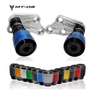 Slider Proteção Motor Procton Racing Yamaha Mt-03 Mt03 Mt 03