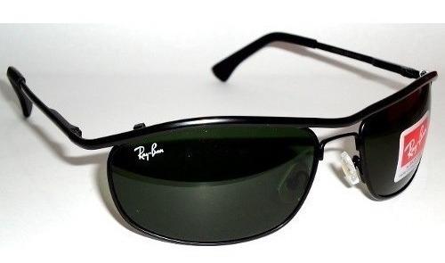 Oculos De Sol Masculino Rb3339 Demolidor Preto