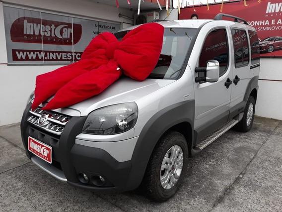 Fiat Doblò 1.8 Mpi Adventure Locker 8v Flex 4p Manual
