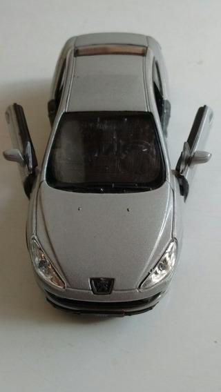 Peugeot 407 Coupe, Escala 1/38